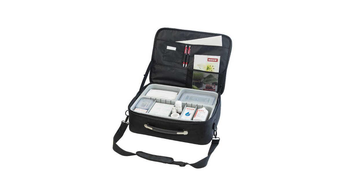 Чанта за професионалисти с вътрешноразделение 22710