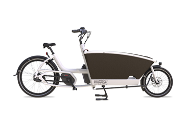 Tumb Urban Arrow Ebike Wit