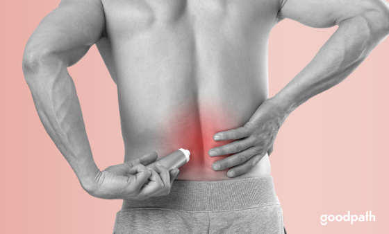 Back Pain Relief Cream