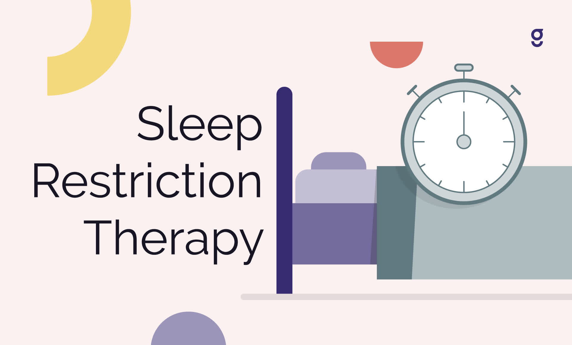 How Does Sleep Restriction Therapy (SRT) Work?