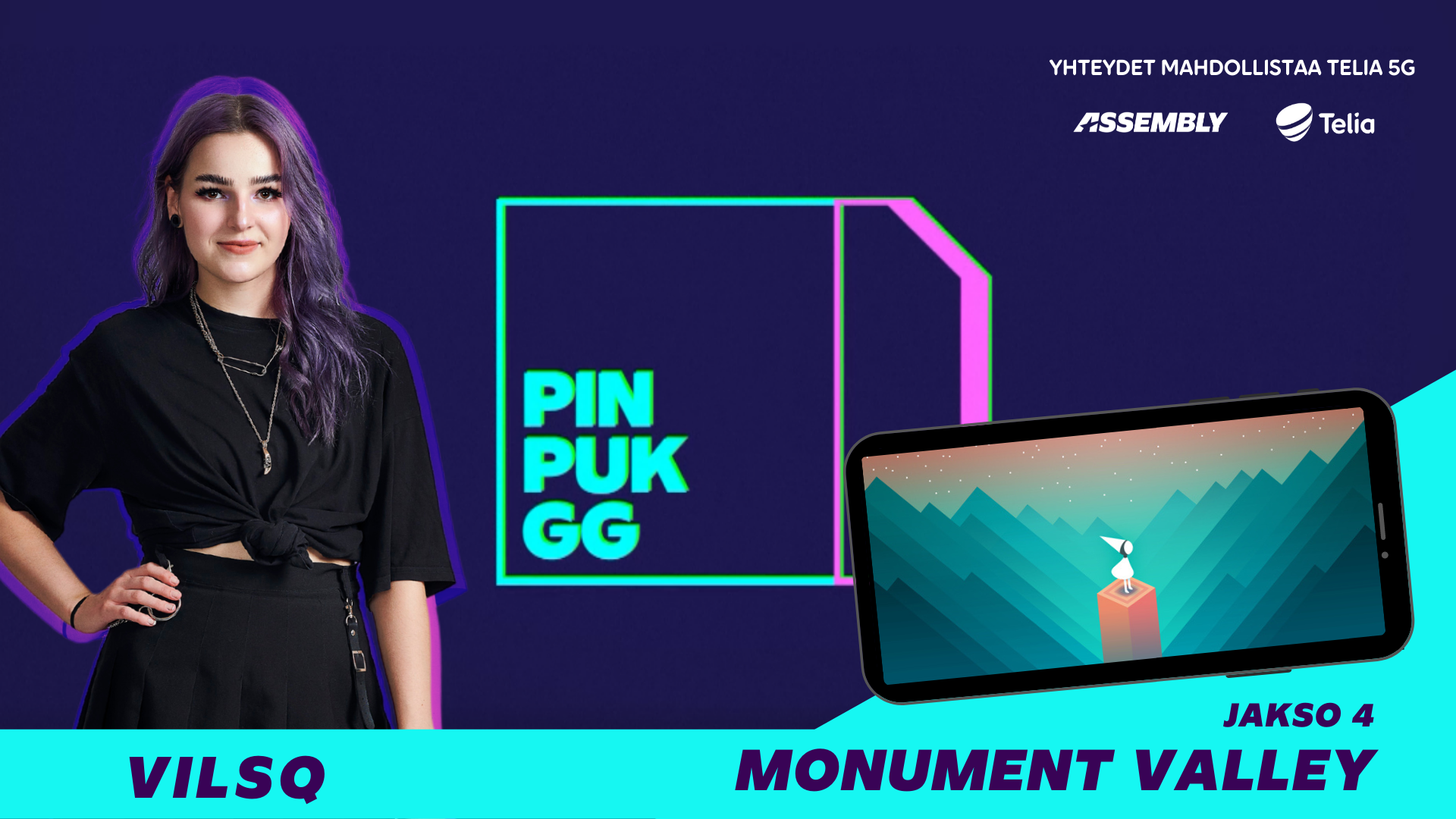 PinPukGG jakso 4: Monument Valley
