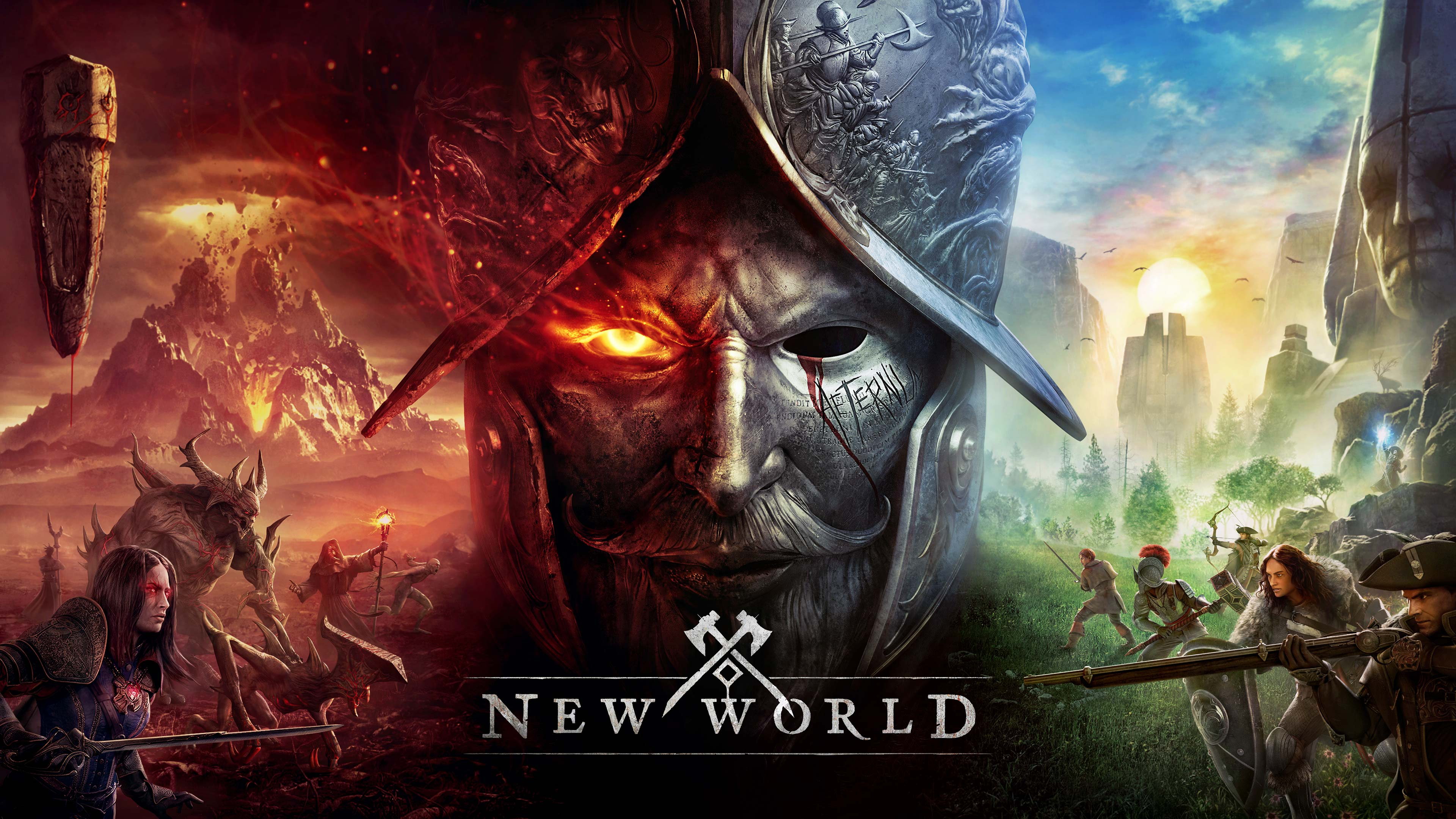 New World logo kuva