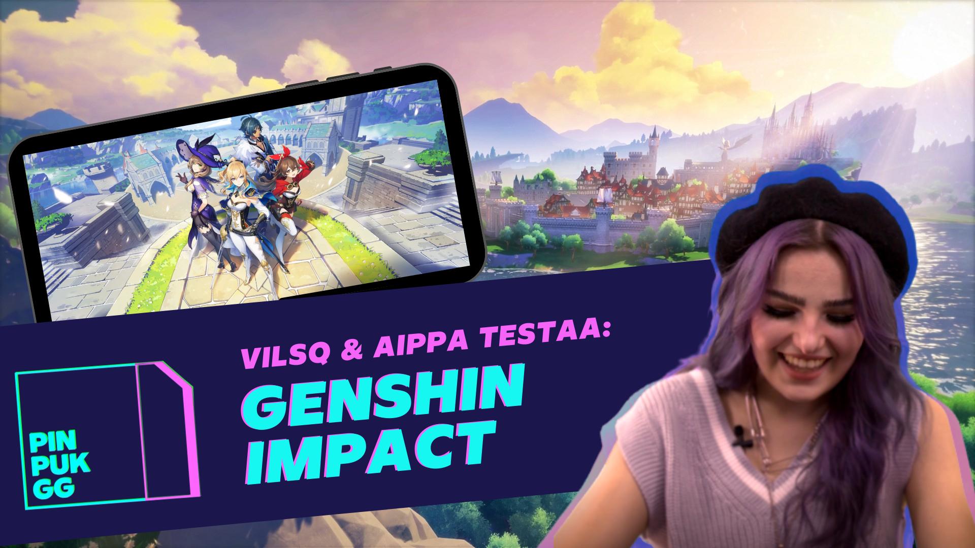 Genshin Impact mobile