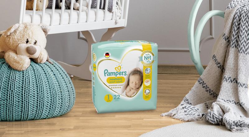 Pampers® Premium Care™ for Newborn