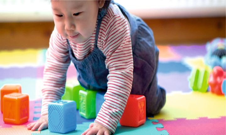 Encourage Independence to Toddlers