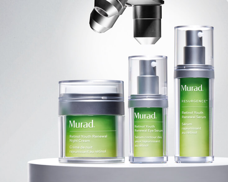 What Make's Murad's Retinol Different