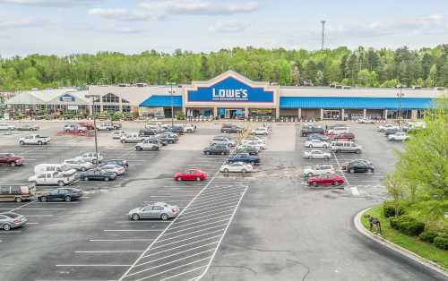 Lowe's Home Improvement Store, Concord, North Carolina