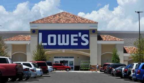 Lowe's Home Improvement Store, St. Augustine, Florida