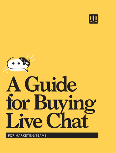 Buying the right live chat software for your business can be overwhelming – this simple three-step evaluation process will help you make the right decision.