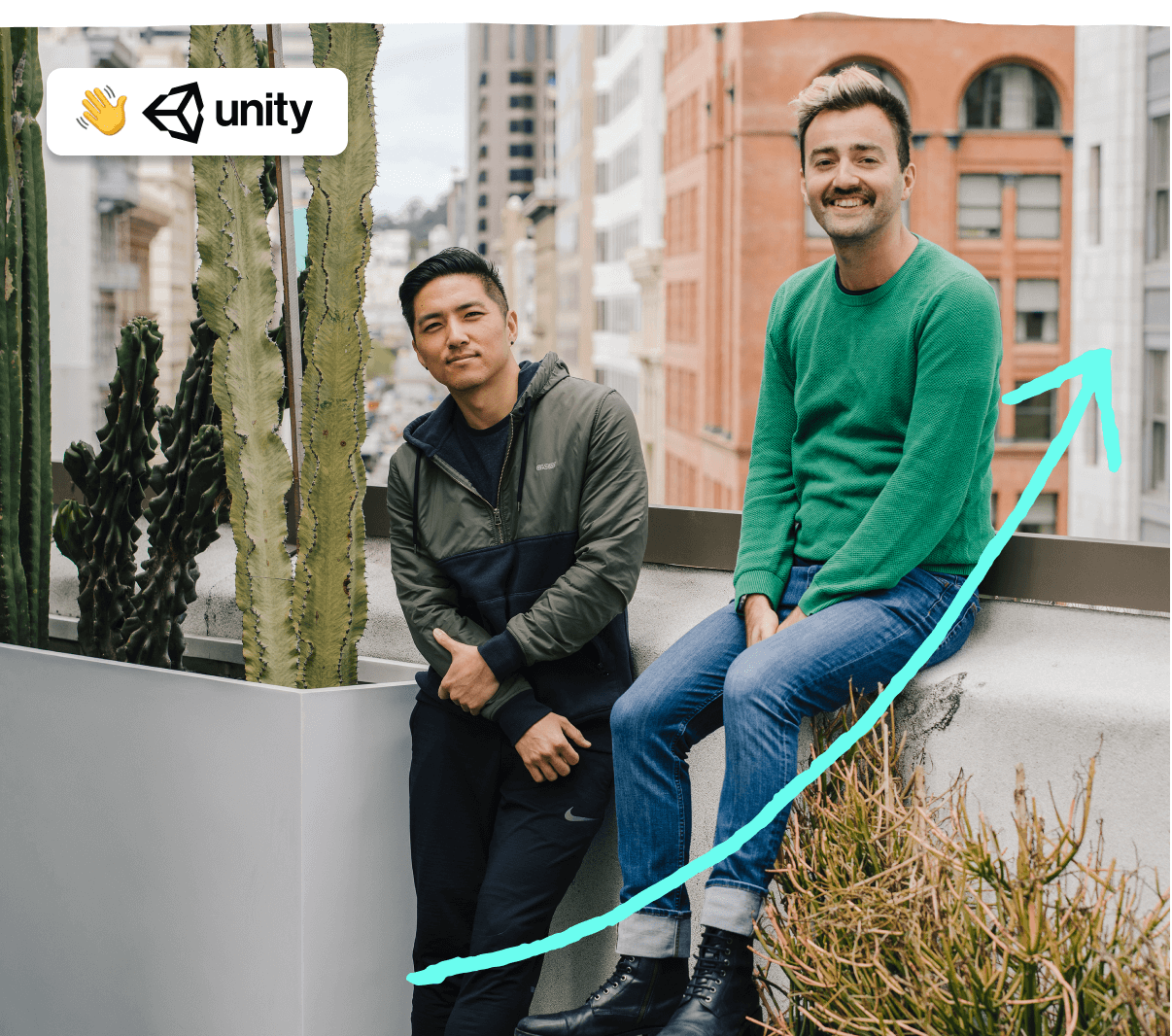 Customer Hub Hero Unity