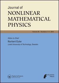 Journal of Nonlinear Mathematical Physics - Preface | Atlantis Press