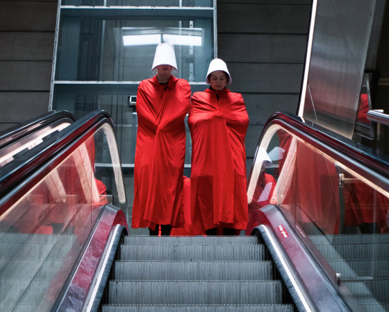 The Handmaid's Tale Activation