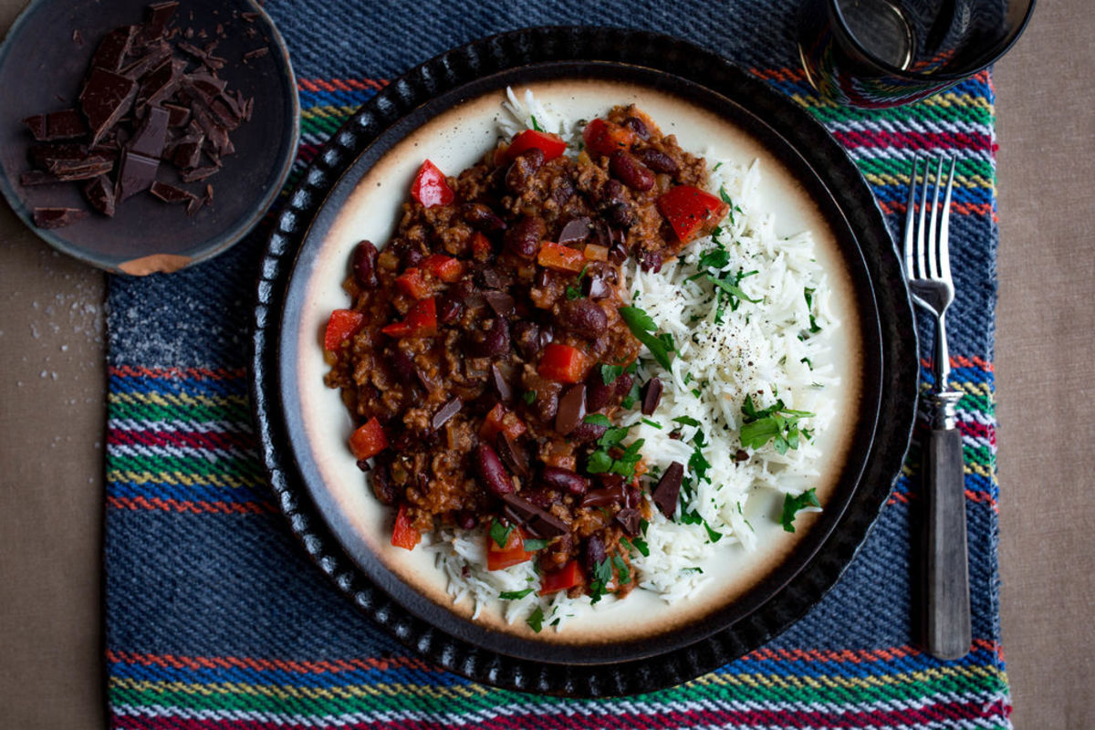 Chili Con Carne Rezepte Marley Spoon