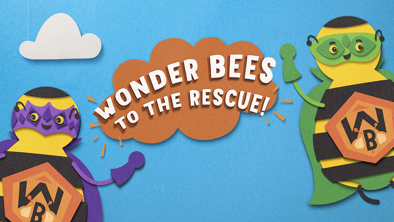 Rowse Wonder Bees to the Rescue