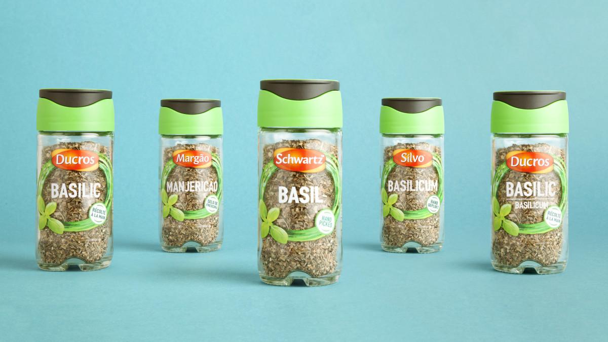 BrandOpus - McCormick Rebrand: Inspiring kitchens across Europe