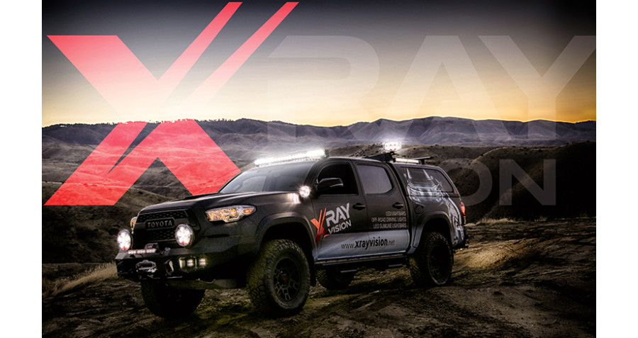 ECCO Safety Group Debuts New Premium Off-Road Lighting Brand in the U.S.