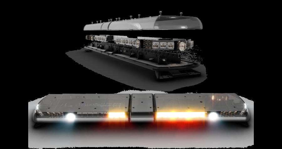 Product Announcement: ECCO Introduces 12+ Series Vantage™ Lightbar