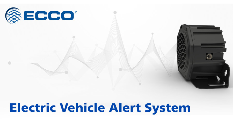 ECCO Recognized for Innovative Alerting Technology