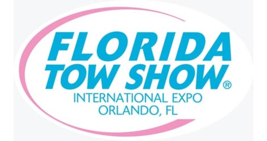 Florida Tow Show - Booth #157