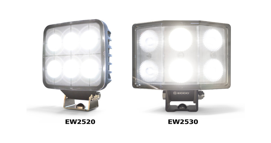 ECCO Introduces Two New Worklights