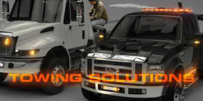 Keeping Tow Truck Operators Safe in the Roadway