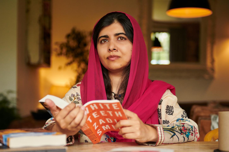 Malala Headshot Photo