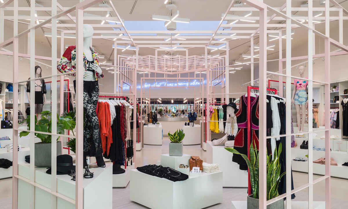 Nasty Gal is a fashion store for millennials. This successful fashion retailer has been working since and right now providing clothing and other fashion items for women on such an affordable price that it literally sounds like a fashion eBay.