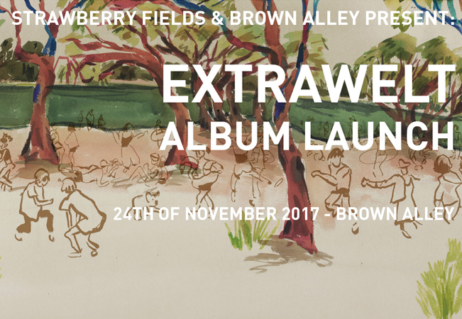 Strawberry Fields After Party Ft. Extrawelt (Live)