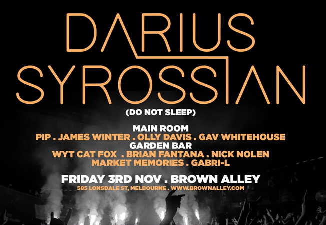 Rawsum & Frequency Presents - Darius Syrossian