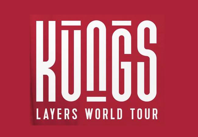 KUNGS - LAYERS WORLD TOUR