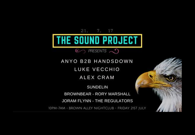 A Night with The Sound Project