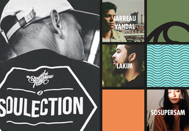 The Operatives Present - Soulection: The Sound of Tomorrow