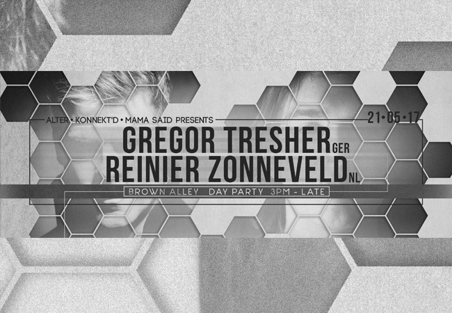 Gregor Tresher & Reinier Zonneveld (Day / Night Party)