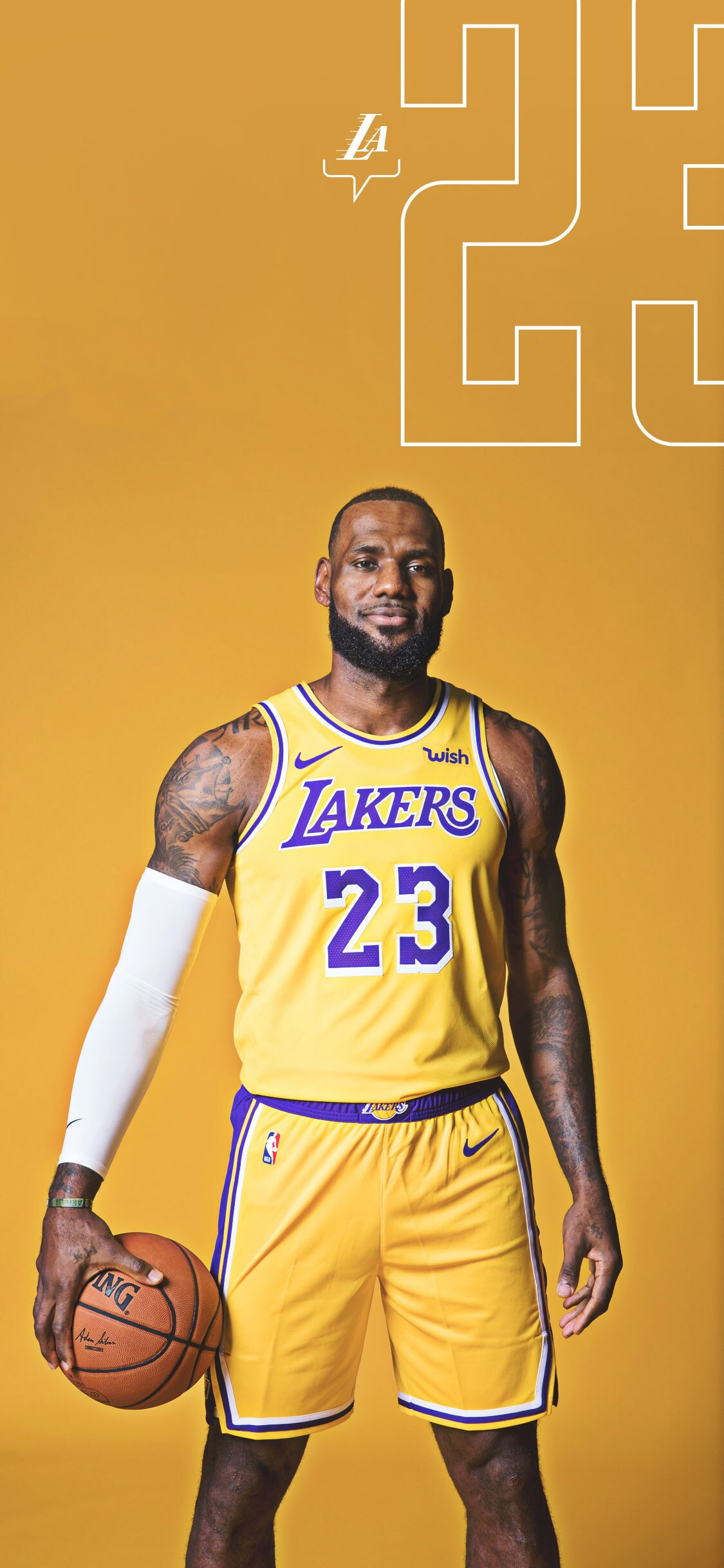 23 lakers