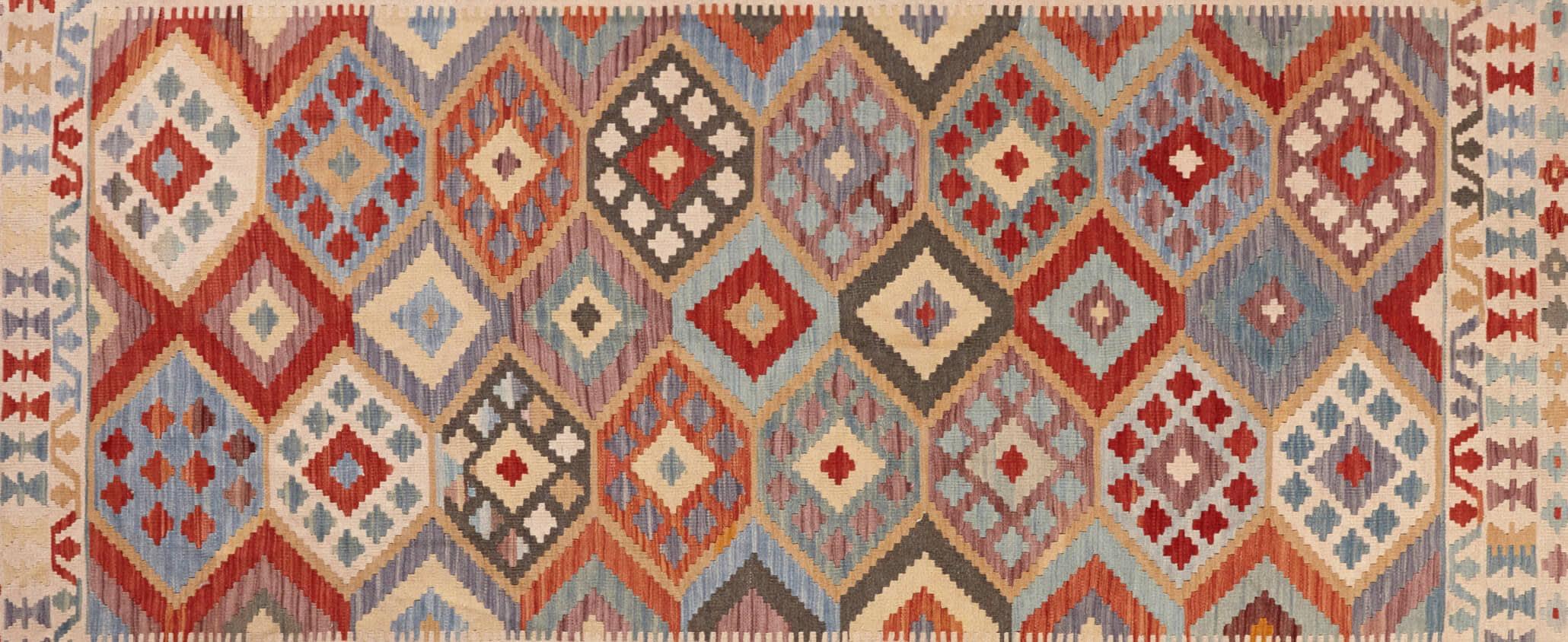 Le Kilim, le tapis d'Orient !