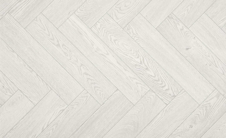 Sol vinyle bois blanc : jouez l'épure !