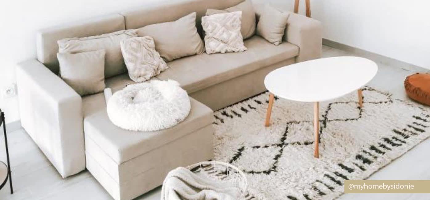 Inspi Carrousel -Berbere blanc/noir 2