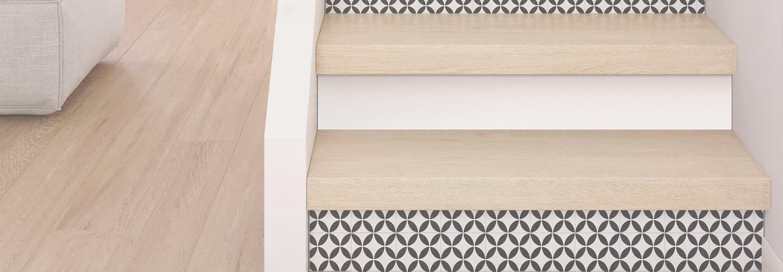 Habillez ou rénovez votre escalier