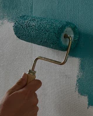 Fibre & Papier peint à peindre