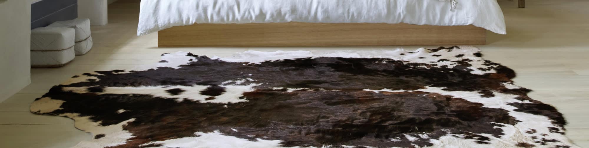Les tapis en peaux