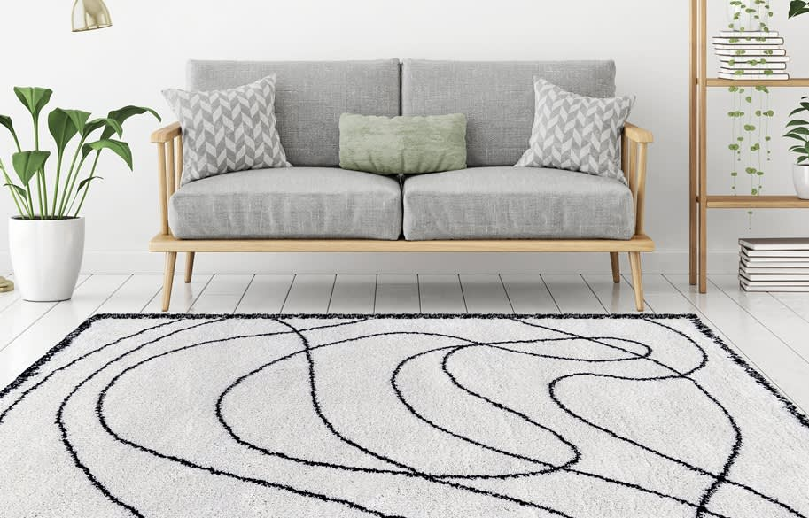 Tapis contemporain