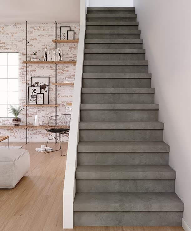 Choisissez les decors de votre escalier