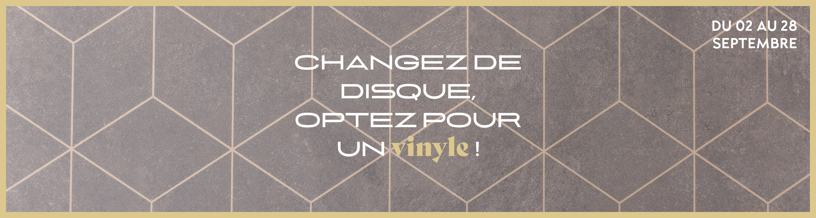 slider Opé Vinyle Rouleau