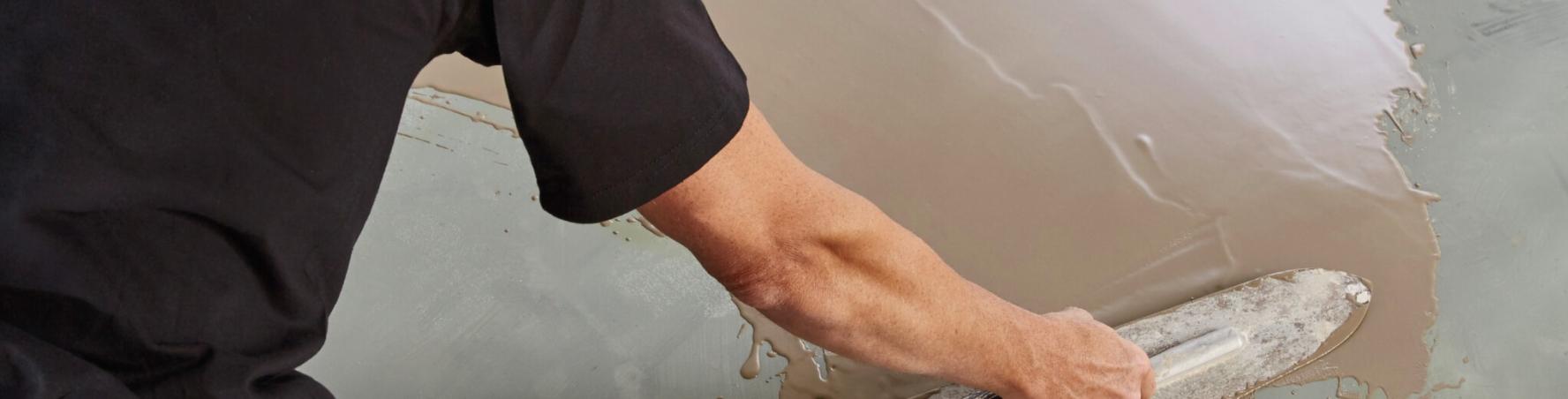Préparation de sol : à quoi sert le ragréage ?