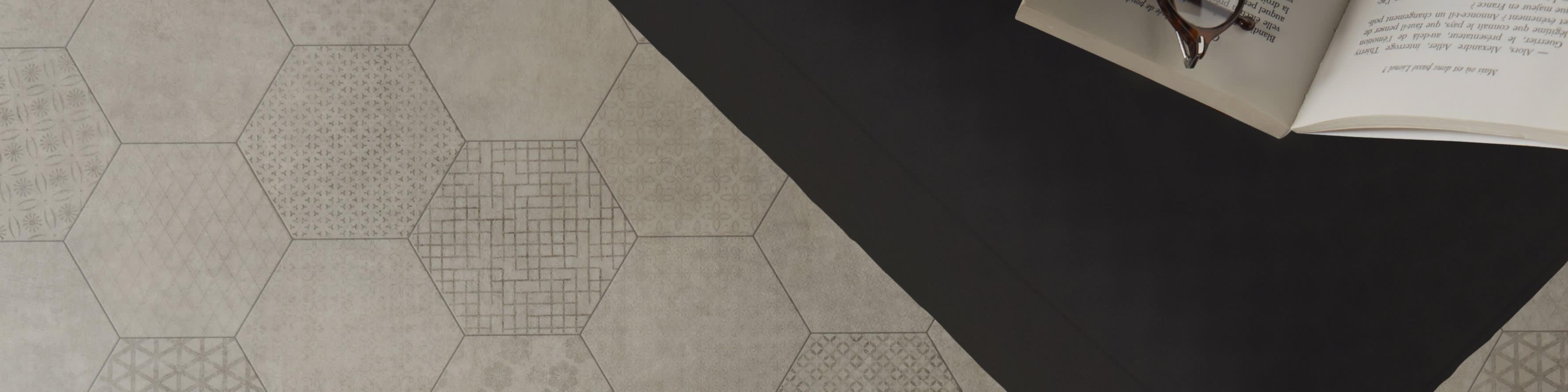 Sol vinyle idéal bureau dressing