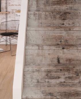 Rénovez votre escalier avec nos kits de marches et contremarches