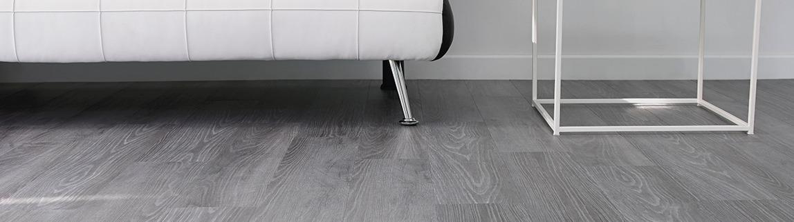 Sol vinyle bois foncé : résolument moderne !