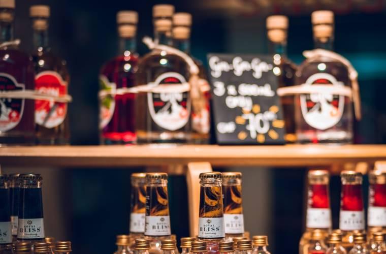 Gin Destillerie Gornergrat