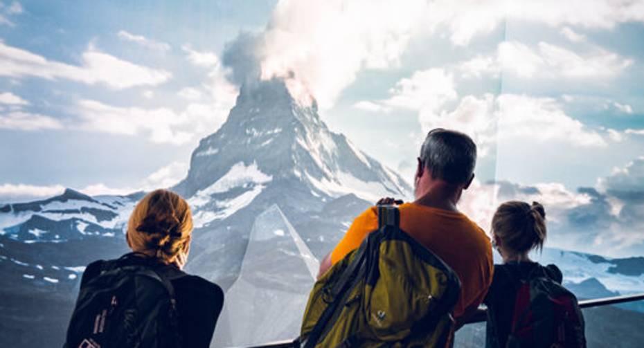 Zooom the Matterhorn: Zooom 2 - 3D Kino am Gornergrat