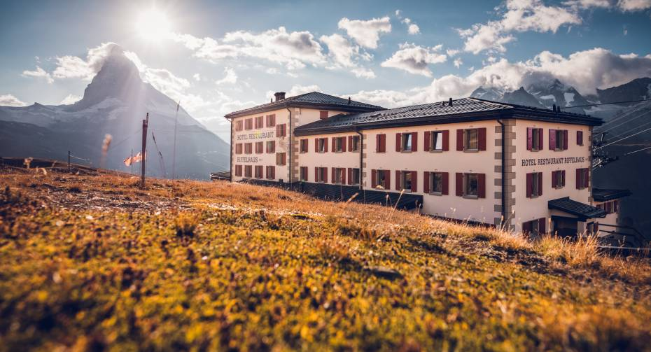 Hotel Restaurant Riffelhaus auf Riffelberg